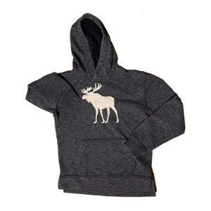 Abercrombie Kids Hooded Sweatshirt - 11/12